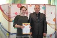 Специалист по социальной работе М. В. Маркова